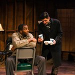 Carl Lumbly and Gabriel Marin in Storefront Church