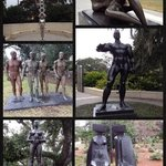 NOMA Sculpture Garden