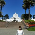 conservatory of flowers,lindo