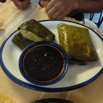 EXQUISITO TAMAL !!!