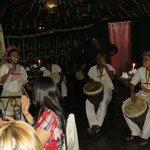 Show tipico Restaurant Moyo