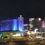 View of Las Vegas Strip from Platinum