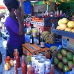 Fruite and Vegetable stand