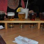 The Flight of Beers