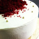 Red Velvet - our signature cake, unlike any other you've tried :)