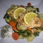 Grilled Heart healthy Salmon