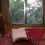 Casuarina Cabin bedroom