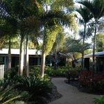 Gardens & Units
