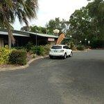 Motel Office & Reception