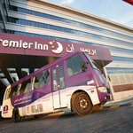 ‪Premier Inn Abu Dhabi International Airport Hotel‬