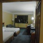 入り口から寝室