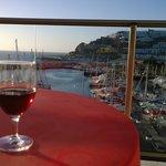 Balcony view - marina