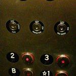 Elevator - Earthquake Button?