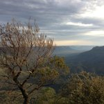 Sublime Point Lookout Blue Mountain