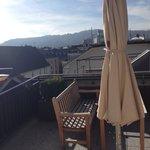 Duplex balcony