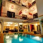 Photo de VILLA Silk Road Hotel