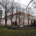 December 2013 is snowless in Toompea Hill