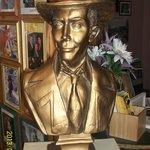 Hank Williams Sr Bust