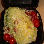 $8 wedge salad