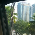Westin's a prominent landmark in central KL !!