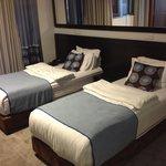 Room 210 - twin room