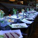 Das Vorspeissenbuffet