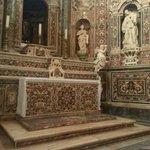 Altare della Cappella di San Cataldo