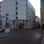 het hotel van het pleintje