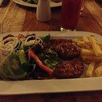 Alpaca steak