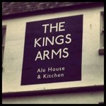 The Kings Arms, 1 Monmouth Place, Bath
