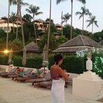 Fair House Villas & Spa from the beach