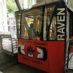 Mt. Roberts Tramway car