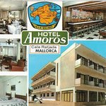 Hotel Amoros, Cala Ratjada, 1970