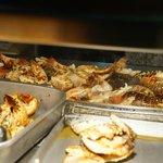 lobster buffett 1