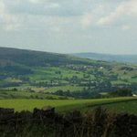Touring around Pendle Hill