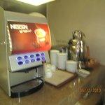 coffee machine..wish I have one