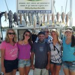 Family Fishing @ Rodeo Charters, Key Largo, FL
