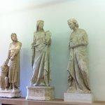 Museo dell'Opera del Duomo a Pisa, tre statue
