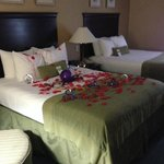 New Year Eve Package by the Wingate Hotel