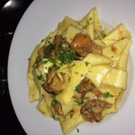 Pappardelle chantrel
