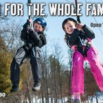 Bigfoot Ziplines Fun for the Whole Family!