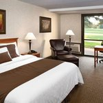 King Golf Guestroom