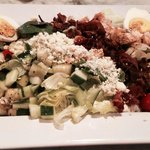 Small Cobb Salad with grilled chicken
