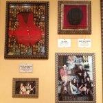 Objetos autografados do Guns n Roses