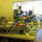 nice Breakfast Buffet