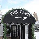 Quaint romantic scenery at the Cabin.6