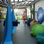 New Holland Park - Eco Work Station