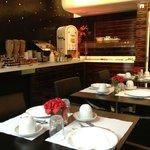 Sala de Cafe da Manha