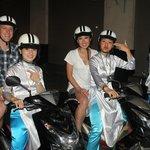 Fun times in Saigon!