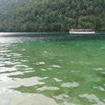 озеро Кенигсзее